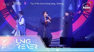 [VIETSUB + ENGSUB] [BANGTAN BOMB] BTS PROM PARTY UNIT STAGE  - Ddaeng (땡) - BTS (방탄소년단)
