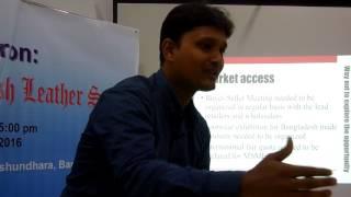 SME Viewpoint - Mr. Md. Amirul Islam Speech