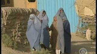 the struggle of the women in afghanistan in the movie osama