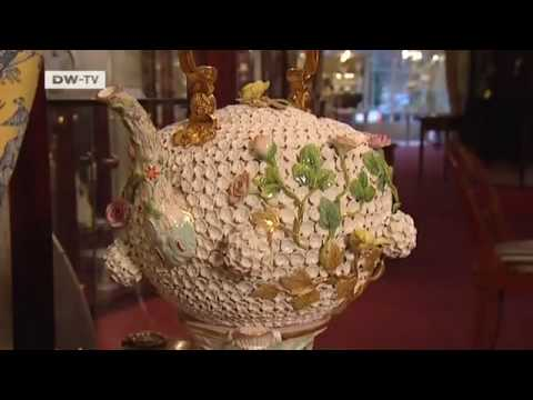 Meissen porcelain still going strong | Video of the day