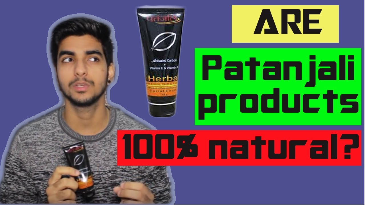 Patanjali Face wash Review | 100% Natural ?| Truth behind Patanjali products | Activated Carbon Foam