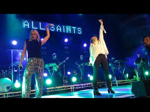 All Saints: Alone - Cambridge Corn Exchange 29th November 2018