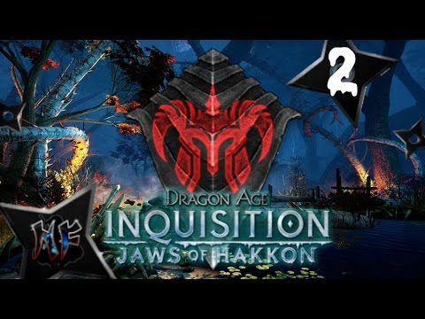 Dragon Age Inquisition | Jaws Of Hakkon | Tree Forts | PS4 Gameplay Part 2