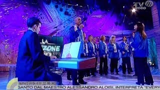 """La Canzone Di Noi"" - Il ""St. John Singers Gospel Choir"" Di Manziana (RM)"