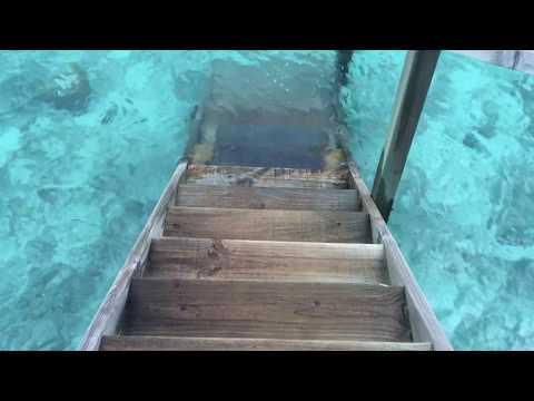 MUST STAY : VELIGANDU ISLAND RESORT& SPA- OVER WATER VILLA - MALDIVES