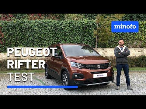 Peugeot Rifter | Test Sürüşü