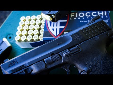 S&W M2.0 Compact 1000 Round Review