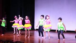 Dancercise Summer Showcase Small kids batch