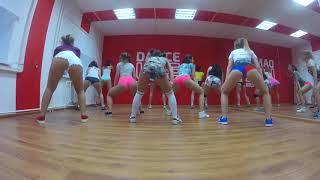 Обучение танцу Тверк  Школа танцев Dance Life, танец Twerk  Красивые девушки