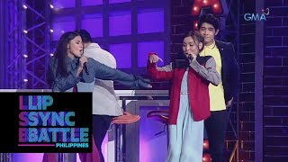 It's throwback Sunday! | Lip Sync Battle Philippines