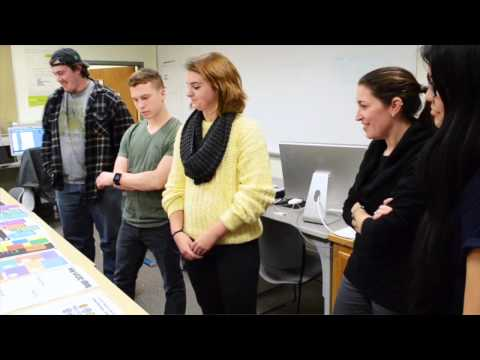 Stonehill College Graphic Design Program