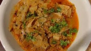 Methi Papad Ki Sabzi - Sanjeev Kapoor - Quick Chef