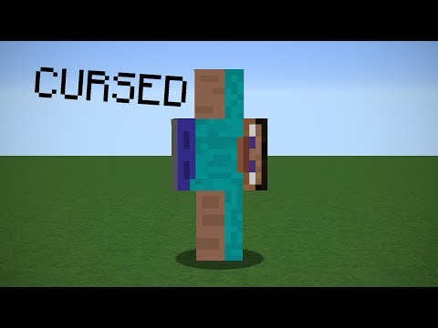 The Most Cursed Skin In Minecraft...