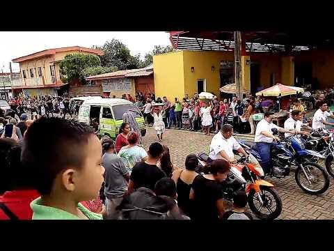 Desfile del correo Nahuizalco 2017