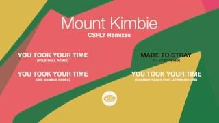 Mount Kimbie - Made to Stray (DJ Koze Remix) thumbnail