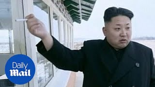 Prince of Pyongyang: The best appearances of Kim Jong Un - Daily Mail