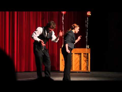 Peter Pan - Duo Interpretation - Jimmy Miller and Shelby Denton