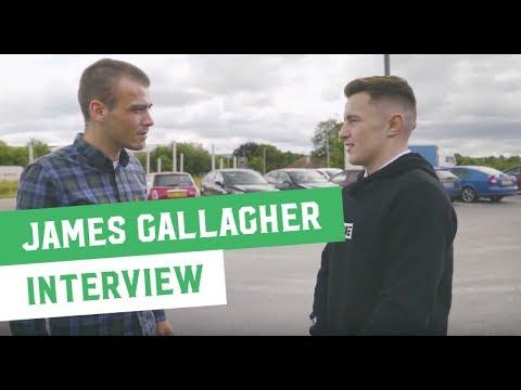 James Gallagher Interview: Strabane, Bellator 204 & Conor McGregor vs Khabib