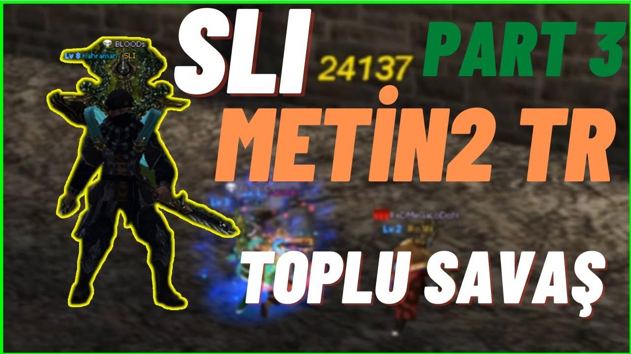 Download METİN2 TR EGE   SLI TOPLU SAVAŞLAR PART 3