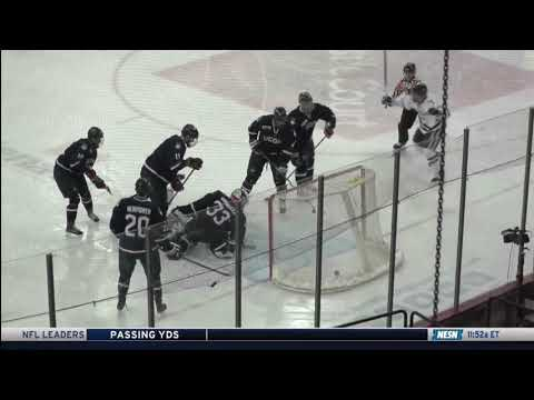 UConn vs. Yale - Friendship Four Goal Highlights - 11/24/2018