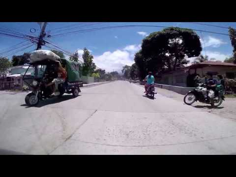 Dumaguete to Valencia to Casaroro Falls ~ Driving in the Philippines