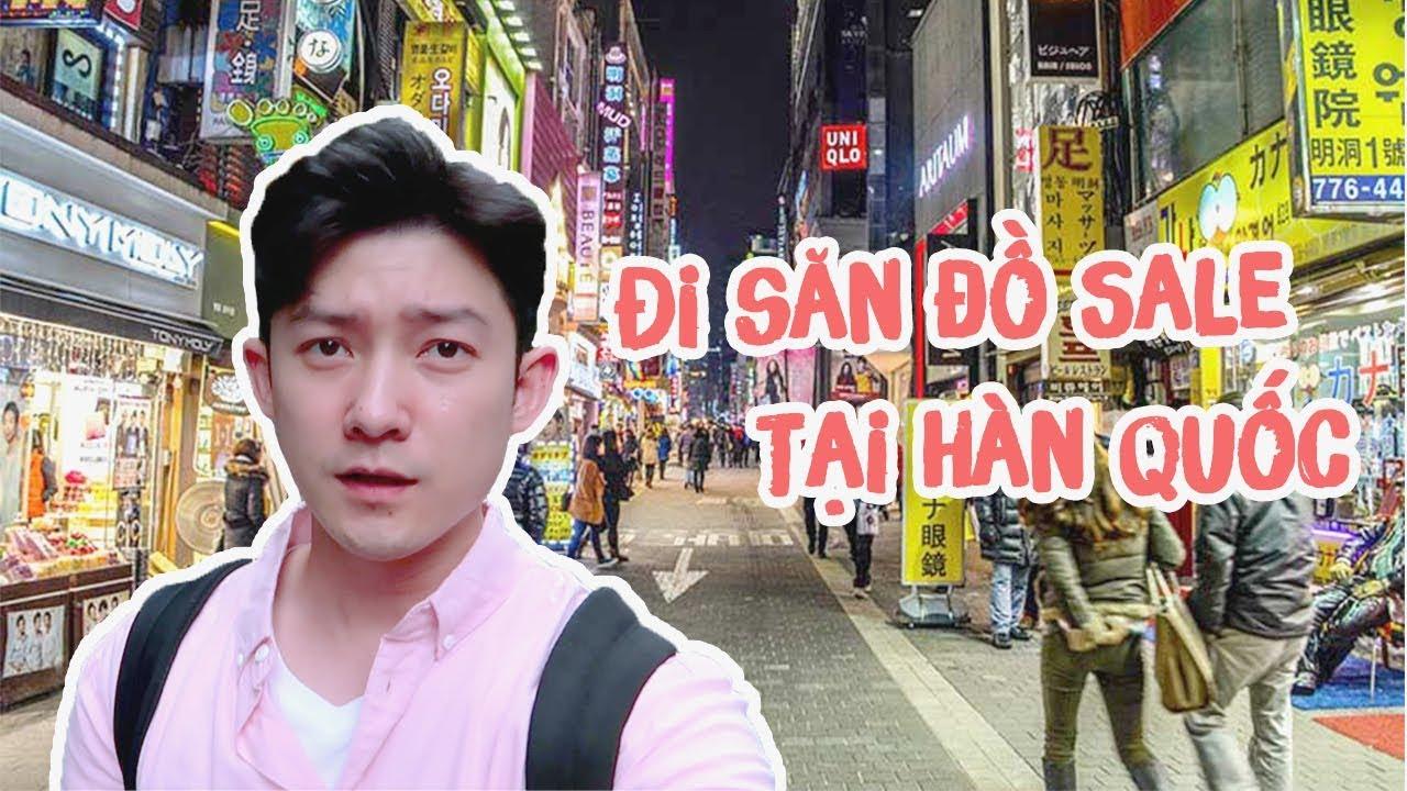 Khám Phá Hàn Quốc #4 | Thời Trang Hàn Quốc và Săn Đồ SALE Giá Rẻ Bất Ngờ | PanTv Vlog