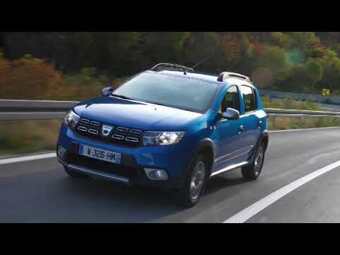 2018 dacia sandero stepway youtube. Black Bedroom Furniture Sets. Home Design Ideas