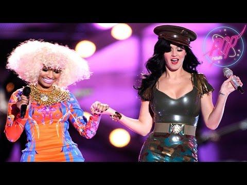 Katy Perry Feat. Nicki Minaj Swish Swish
