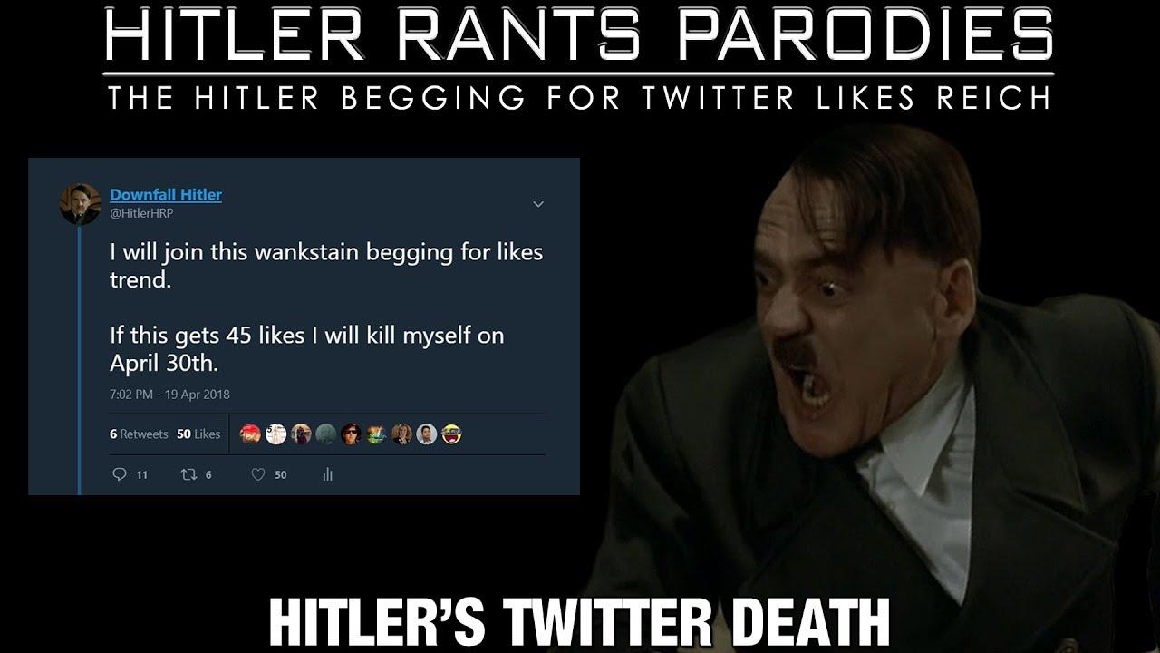 Hitler's Twitter Death