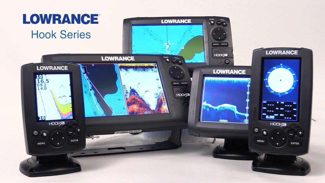 Видео обзор эхолота картплоттера Lowrance Elite 5 HDI - YouTube