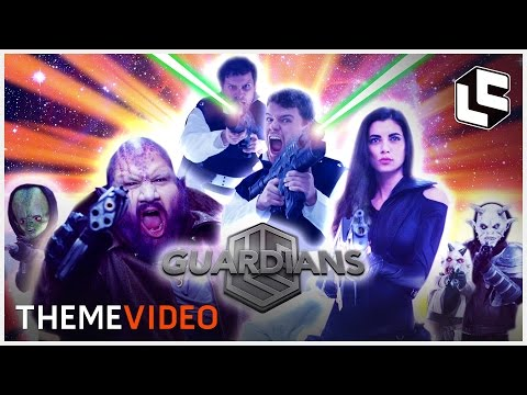 GUARDIANS! - Loot Crate May 2017 Theme Video