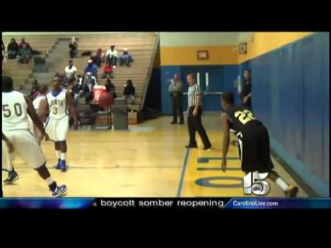 Boys HS Basketball Dillon 74 Loris 39