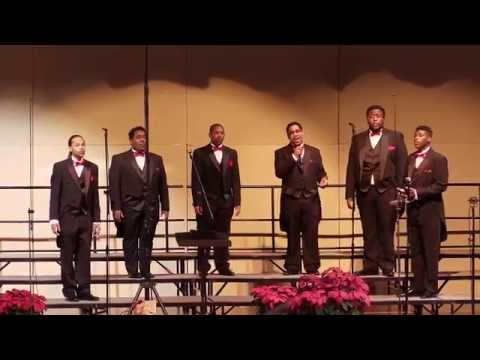 8. Silent Night - as sung by The Temptations