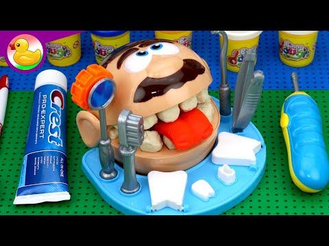 لعبه دكتور الاسنان كعبول - العاب اطفال
