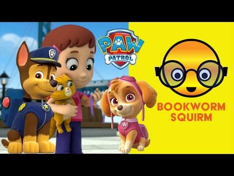 Paw Patrol Itty Bitty Kitty   Books for Toddlers Read Aloud