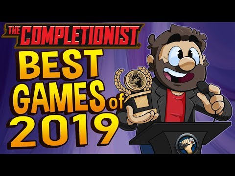 Top 10 Best Games Of 2019 | The Completionist