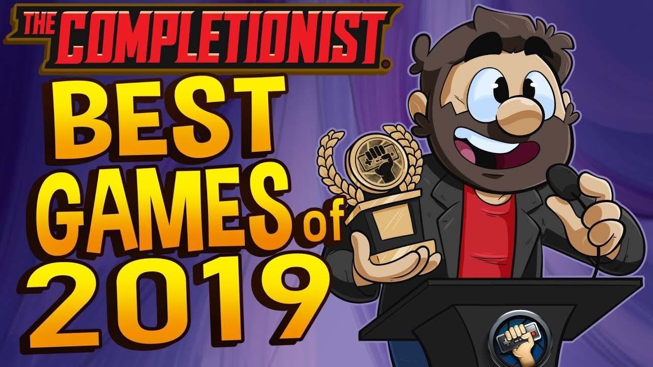 Top 10 Best Games of 2019   The Completionist