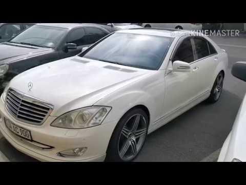 Авто из Армении, Mercedes 221 S550 77000км 16000$