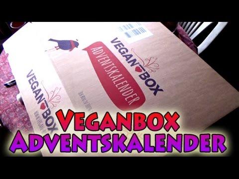 Veganer Weihnachtskalender.Veganbox Adventskalender Tag 1 10 Unboxing Veganer Leckereien