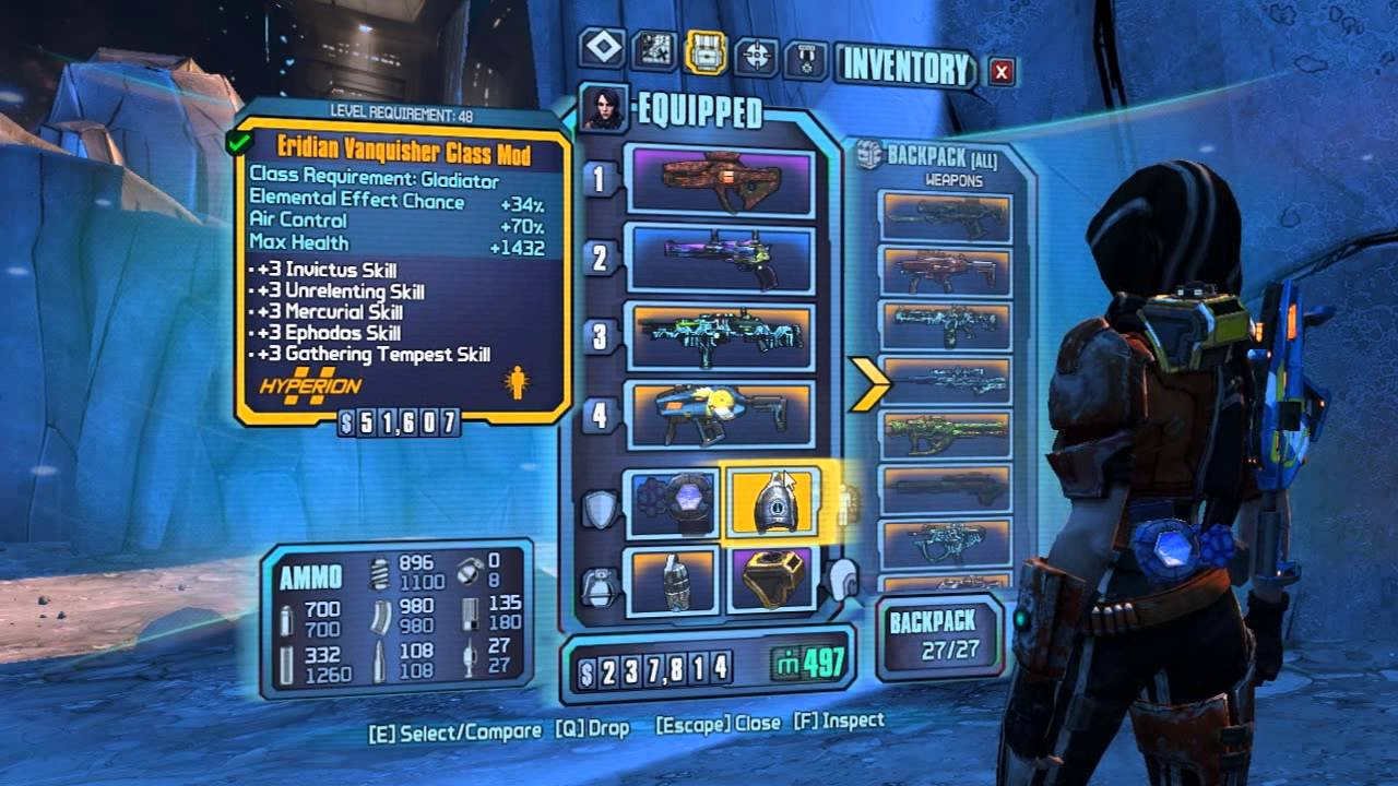Borderlands Assassin Class Mods – Wonderful Image Gallery