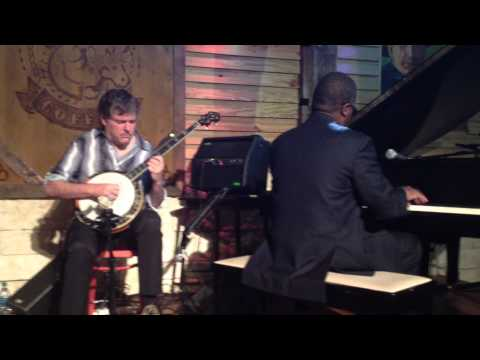 Bela Fleck and the Marcus Roberts Trio - Petunia