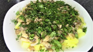 Как приготовить быстро и вкусно грибы вешенки. Самые вкусные грибы!