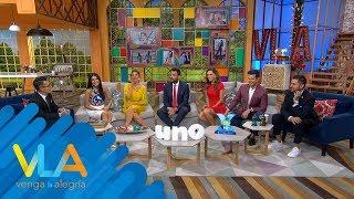 Programa del 08 de mayo de 2019 | ¡Ana Bárbara ha soñado con Mariana Levy y mucho más!