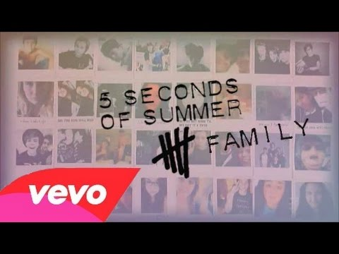 5 Seconds Of Summer ft 5SOSFAM - Tomorrow Never Dies (Lyric Video)