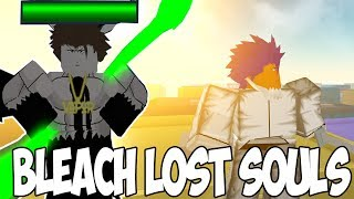 RESURRECTION IS SICK! | BLEACH LOST SOULS | ROBLOX | iBeMaine