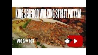 King Seafood Walking Street Pattaya Thailand