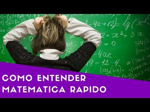 como-entender-matematica-rapido---aprenda-matematica-fácil-e-rapido
