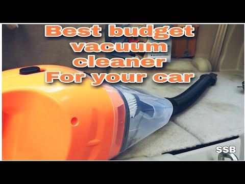 YOZO car vacuum cleaner | Best budget car vacuum cleaner