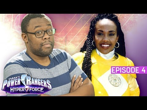 Power Rangers HyperForce - Aisha Campbell Returns!