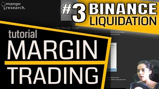 📌Binance Liquidation, Fees & Margin Level Explained | #3 Binance Margin Trading Full Tutorial